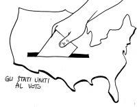 America al voto