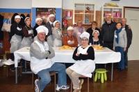 Successo del Pasta Party solidale
