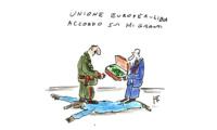 Accordo sui migranti