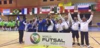Orgoglio italiano! L'Italia diventa campione del mondo nel calcio a 5 per ragazzi affetti dalla sindrome di Down