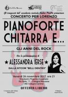 Concerto per Lorenzo