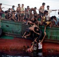 Non trasferite i Rohingya su un'isola inabitabile
