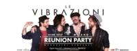 Le Vibrazioni Reunion Party: il resoconto del live del 14 dicembre