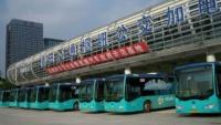 Shenzhen: la prima città al mondo con autobus totalmente elettrici