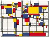 """L'impareggiabile """"Stile"""" di Piet Mondrian"""