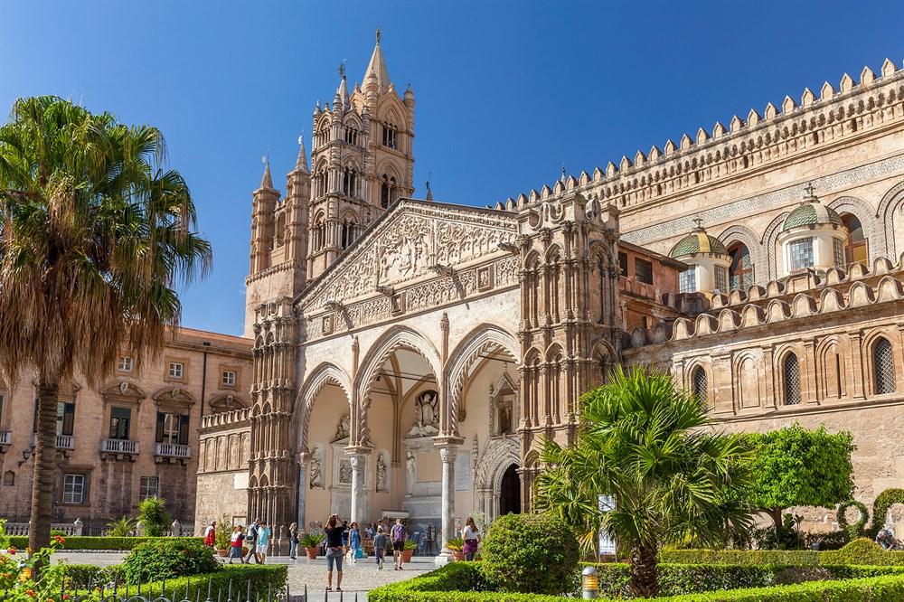 Palermo capitale della cultura 2018 il dialogo di monza for Negozi di arredamento palermo