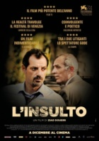 """L'insulto"" al Cineforum"