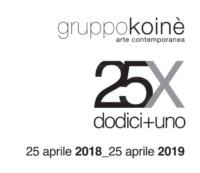 Koinè e il 25 aprile… moltiplicato per dodici