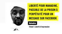 Mahadine finalmente libero! Buone notizie dal Ciad
