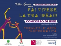 Ville Aperte Performing Art: il concorso che fa vivere l'arte in Brianza