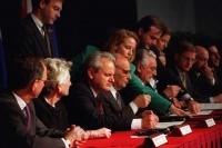 Il satrapo Slobodan Milosevic, dittatore dei Balcani