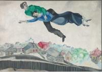 Marc Chagall vola a Mantova al rinnovato Palazzo della Ragione