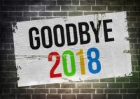 Il 2018 che se n'è andato