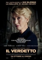"""Il verdetto – The Children Act"" al Cineforum"