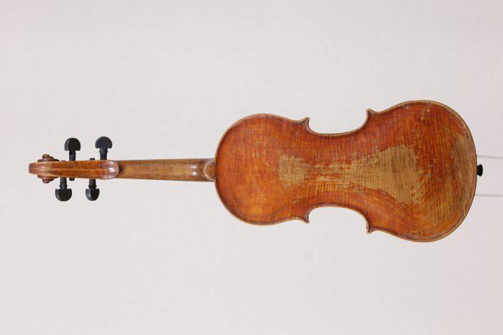 A Cremona il piccolo violino Bracco di Storioni