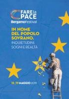 A Bergamo due iniziative per la pace