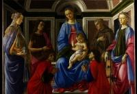 I tormenti creativi del giovane Botticelli