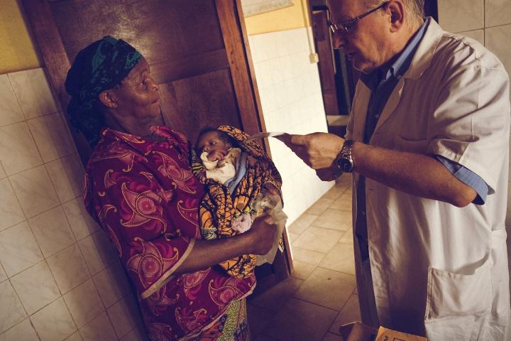 Concerto per missione in Centroafrica