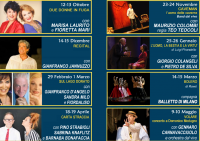 Teatro Villoresi: al via la prima stagione teatrale