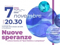 Nuove speranze: da Lampedusa a Lissone
