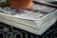I racconti del melograno: il piegatore di giornali