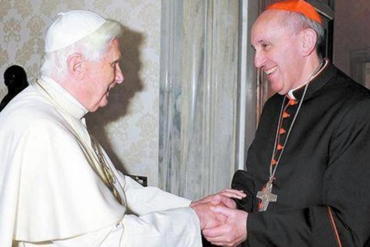 Benedetto XVI e il celibato sacerdotale