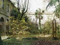 I racconti del melograno: la recinzione