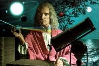 Isacco Newton, bambino attaccabrighe universale