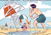 Sunday Summer Stories un fumetto sotto l'ombrellone