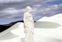 Come statue di sale