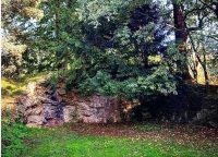 Antro di Polifemo alla Villa Reale: il restauro
