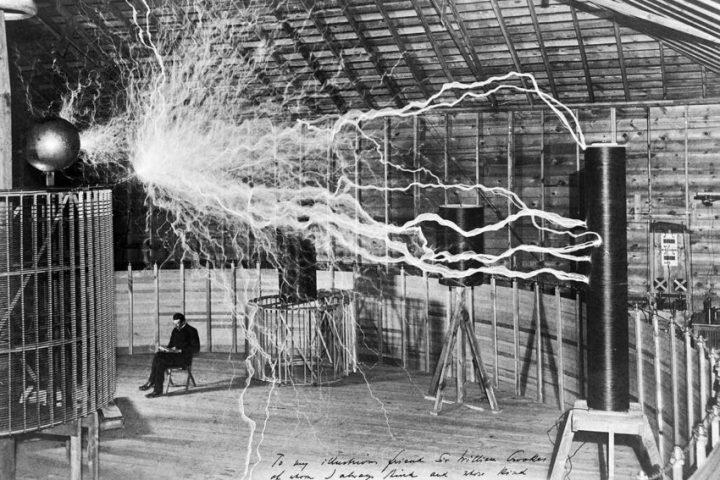Quando i grandi erano piccoli: Nikola Tesla