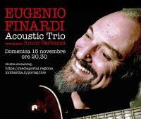 Eugenio Finardi in diretta streaming dal Manzoni