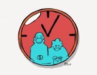 I racconti del melograno: il tempo