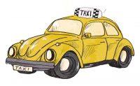 I racconti del melograno: Rosalba tassista