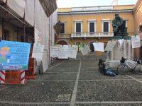Solidarietà a Monza, le idee scendono in piazza