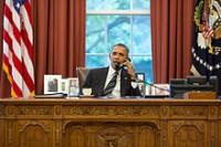Correva l'anno 2013: Obama chiama Rohani