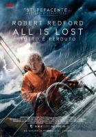 All is lost, Tutto è perduto, un film con un grande Robert Redford