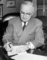 La Dottrina Truman e il mondo diviso in due