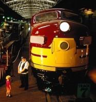 Il treno e il bambino