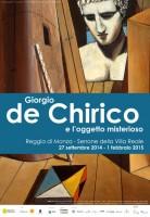 Alla Reggia di Monza Giorgio de Chirico e l'oggetto misterioso