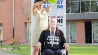 Ice Bucket Challenge Comunitario. Una giornata di festa con gli ospiti di SLAncio