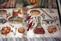 Il cibo nell'arte e nelle scritture