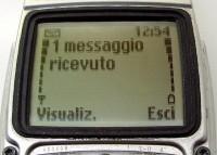 Il primo sms: e fu così che l'amore divenne un tvb