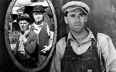Henry Fonda in Furore (1940) di John Ford, tratto dal capolavoro di Steinbeck