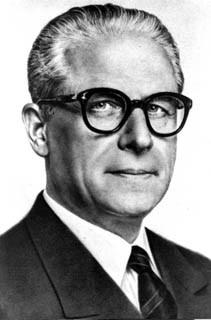 Giovanni Gronchi, Presidente della Repubblica nel 1955