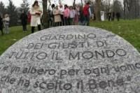 Sei nuovi Giusti al Giardino di Milano