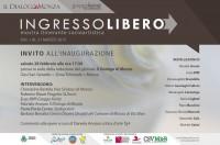 INGRESSO LIBERO Mostra Itinerante Socioartistica