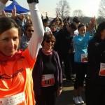 action woman marathon