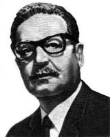"Salvador Allende ""compañero presidente"""